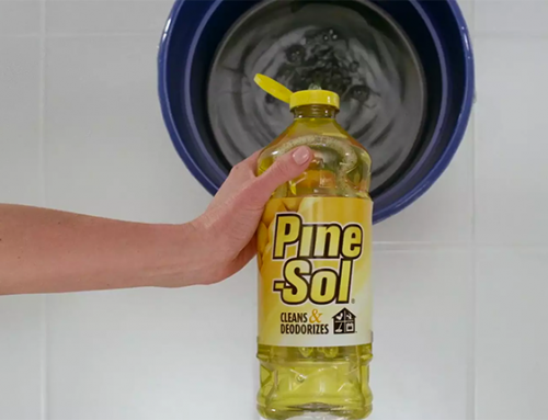 Pine-Sol Commercial (Fridge)