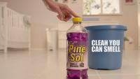 Kelli Shane hand models for Pine-Sol Commercial (Diaper Pail Spot)